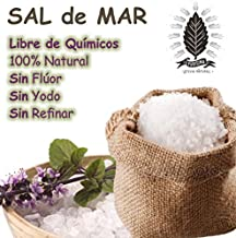 3 Kilos, Sal De Mar Orgánica 100% Natural
