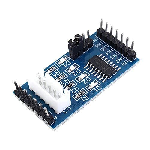 KEMEILIAN Weit verbreitet 20 stücke ULN2003 Stepper Motor Treiberplatine für 5V 4-Phase 5 Zeile 28ByJ-48 Motor für Arduino - Produkte, die mit verschriebenen Arduino-Boards zusammenarbeiten Dauerhaft
