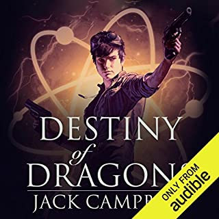 Destiny of Dragons     The Legacy of Dragons, Book 3              Written by:                                                                                                                                 Jack Campbell                               Narrated by:                                                                                                                                 MacLeod Andrews                      Length: 14 hrs and 13 mins     11 ratings     Overall 4.9