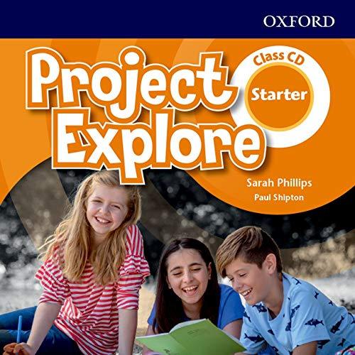 Project Explore: Starter: Class Audio CDs
