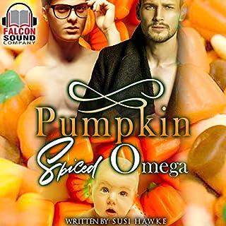 Pumpkin Spiced Omega audiobook cover art
