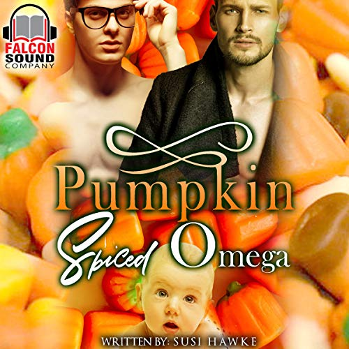 Pumpkin Spiced Omega audiobook cover art