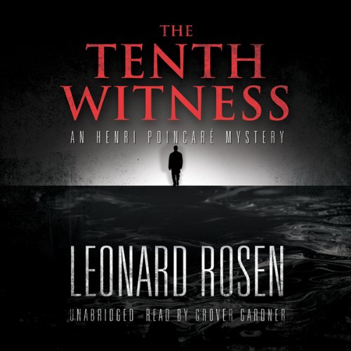 The Tenth Witness audiobook cover art