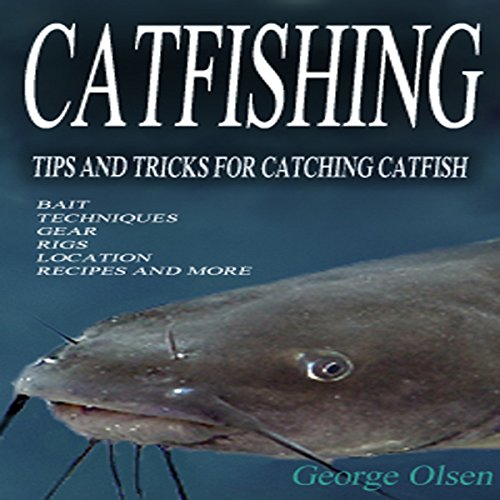 Catfishing: Tips and Tricks for Catching Catfish audiobook cover art