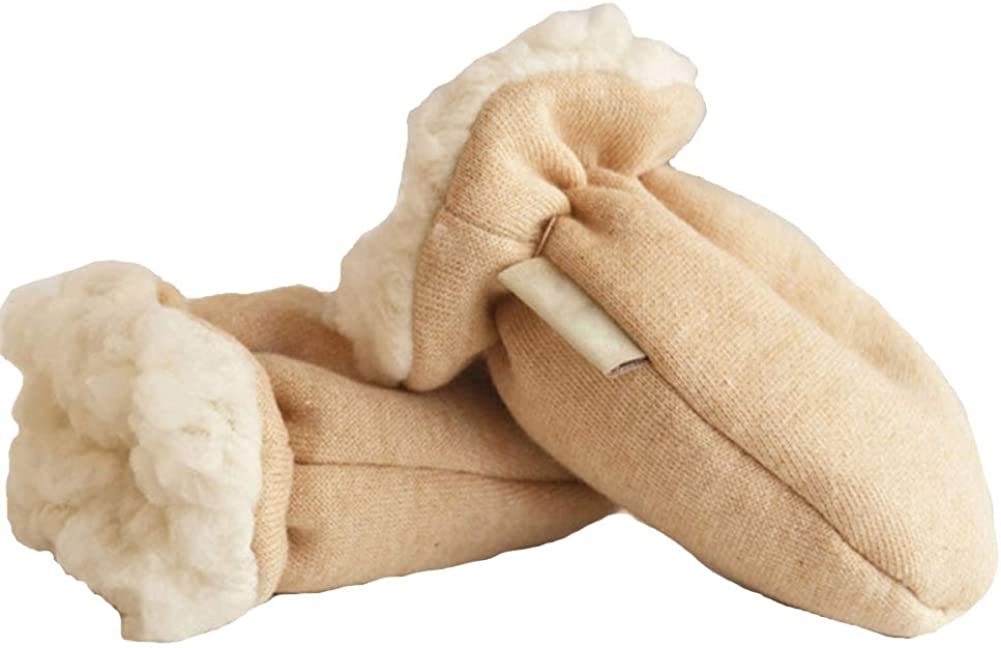 Paladoo Baby Mittens Sherpa Lined Fleece 0-24 Months Winter