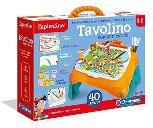 Clementoni 13346 - Tavolino Sempre con Te