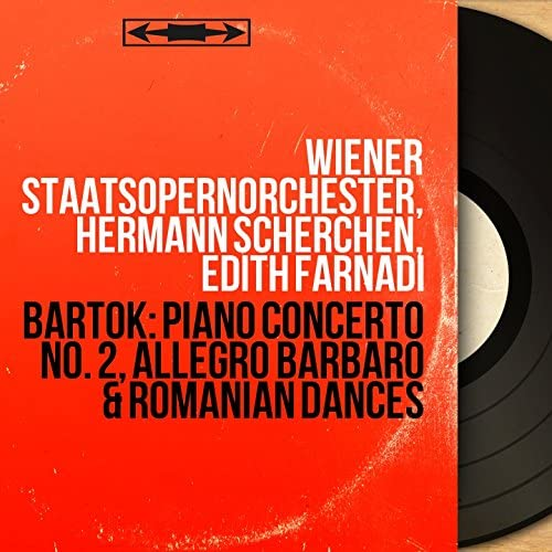 Wiener Staatsopernorchester, Hermann Scherchen, Edith Farnadi
