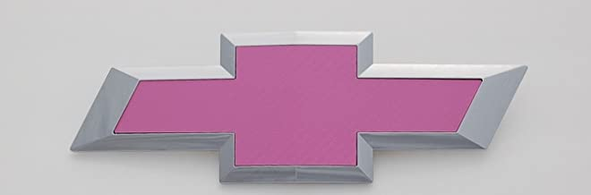 2014-2015 Chevy Tahoe gold bowtie grille and tailgate replacements - Pink