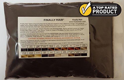 Finally Hair Fibers Refill Bag - 56…