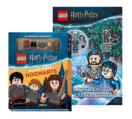 Buchspielbox Lego Harry Potter – Todo sobre Hogwarts + juego de regalo para los fans de Harry Potter a partir de 6 años
