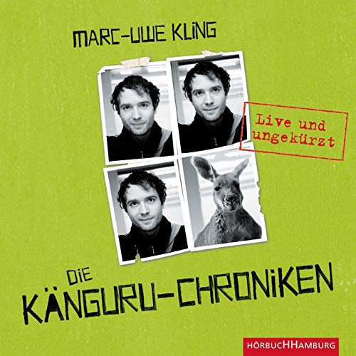 Die Känguru-Chroniken (Känguru 1): Live und ungekürzt: 4 CDs