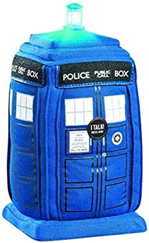 Doctor Who Tardis Talking 15  Plush With Light & Sound