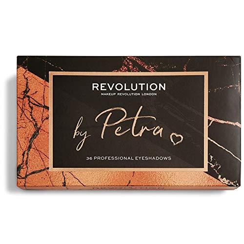 Revolution - X Petra Paleta De Sombras