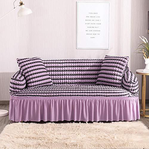 Funda de sofá de alta elasticidad,Funda para sofá para perros, funda para sofá para el sillón de la sala de estar, funda para asiento de sofá, funda protectora para perro mascota-Color8_90-140cm