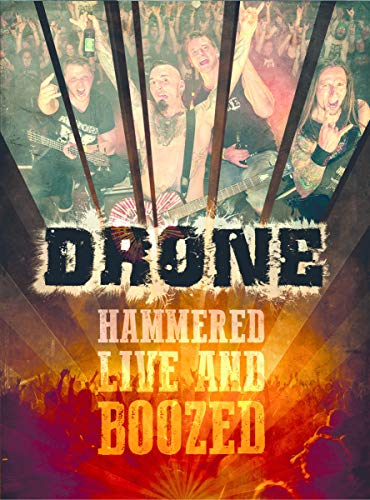 Drone -Hammered Live And Boozed [Reino Unido]