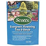 Scotts Evergreen Flowering Tree & Shrub Continuous Release Plant Food