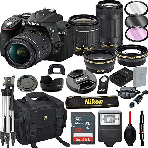 Macro Kit Flash Soft-Light Cover Dust Blower Lens Pen 55mm Filter Kit Tulip Lens Hood 3pc Cleaning Kit