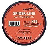 WRD Spider X 96 Series 315 Ft Auto Glass Removal, Windshield Cut Out Fiber Line Orange BAT, PRO 6 Spider Kits, Windshield Removal Fiber LINE