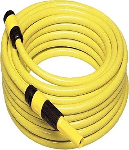 Schlauch 138 Tuyau d'arrosage Noir/jaune 20 m / 1,3 cm (1/2\