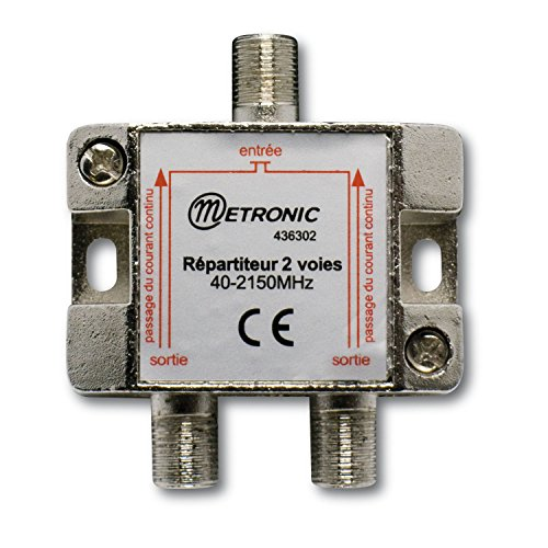Metronic 436302 Partitore Sat/Tv