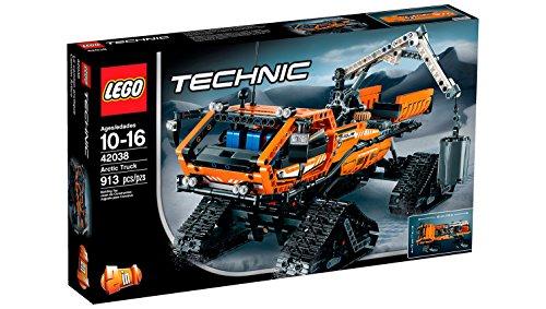 LEGO - 42038 - Technic Truck Arctique