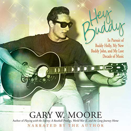 Hey Buddy audiobook cover art