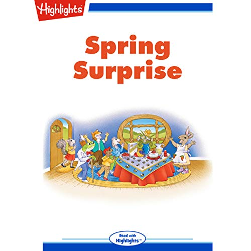 Spring Surprise cover art
