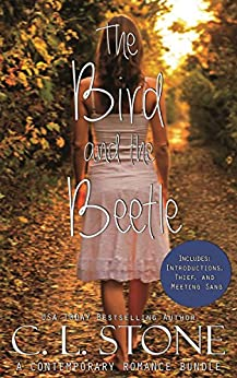 The Bird and the Beetle: The Academy Ghost Bird and Scarab Beetle Series Starters by [C. L. Stone]