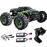 ALTAIR 1:10 Scale RC Truck with 2 Batteries [30 Minutes Non-Stop Run Time] Free Priority Shipping - 2.4 GHz Remote Control Car 4x4 Off Road Monster Truck - 48+ kmh Speed (Lincoln, NE USA Company)