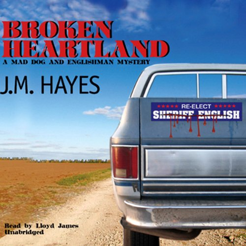 Broken Heartland audiobook cover art