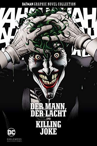 Batman Graphic Novel Collection: Bd. 34: Der Mann, der lacht und Killing Joke