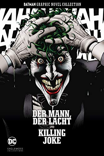 Batman Graphic Novel Collection: Bd. 34: Der Mann, der lacht und Killing Joke