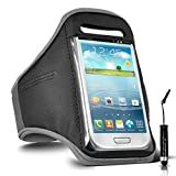 GBOS Adjustable Armband Gym Running Jogging Sports Cover Holder for Apple iPhone 6
