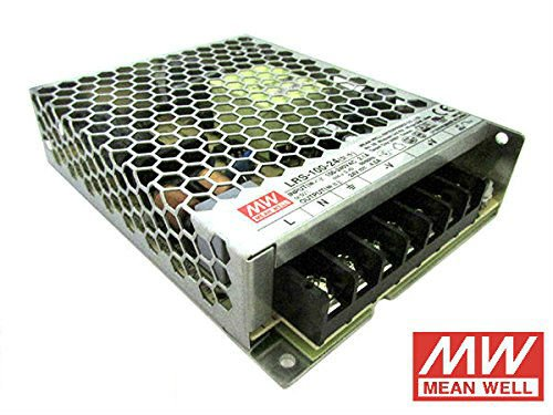 ASIN: B01JINI45W productnaam: KingLed voeding Mean Well 100W 24V constante stroom model LRS-100-24