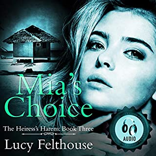 Mia's Choice: A Reverse Harem Romance Novel audiobook cover art