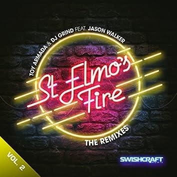 St. Elmo's Fire (Man in Motion) [feat. Jason Walker]