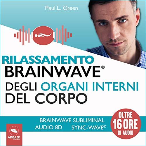 Rilassamento Brainwave degli organi interni del corpo copertina