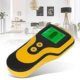Escáner de pared, detector de pared multifuncional, uso en exteriores para cables de CA de metal y madera(yellow)