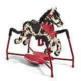 Radio Flyer Freckles Plush Interactive Riding Horse