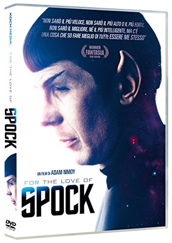 Dvd - For The Love Of Spock (1 DVD)