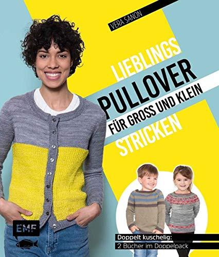 Lieblingspullover für Groß und Klein stricken: Zweifach kuschelig: 2 Bücher im Doppelpack