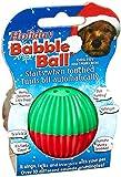 Pet Qwerks Holiday Babble Ball
