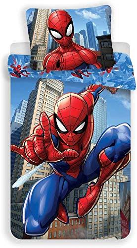 Set di Lenzuola, Motivo: Spiderman