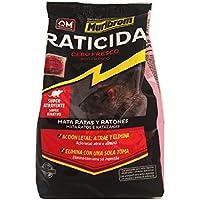 Muribrom Quimunsa 1kg Veneno Ratones, Ratas y roedores, Unknown