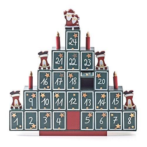 Pajoma Calendario de Adviento Navidad