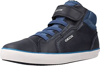 Geox J Gisli Boy A, Sneaker Garçon