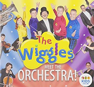 Wiggles Meet the Orchestra by WIGGLES (2015-08-03)
