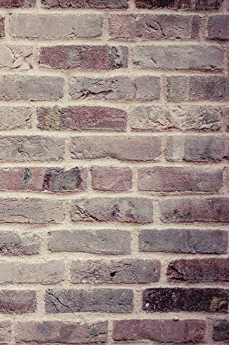 Notizbuch: Steinmauer | Softcover | 120 Seiten | gerastert | Notebook | Tagebuch | Merkheft | Traumtagebuch | Geschenkidee