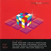 Pop 80s - Number One Hits (CD Compilation, 13 Tracks, Various Artists) Giorgio Moroder Feat. Paul Engemann - Reach Out (Olympics 1984 Los Angeles) / Desireless - Voyage, Voyage / Bonnie Tyler - Total Eclipse Of The Heart / Modern Talking - Atlantis Is Calling / Stars On 45 - Stars On 45 (Medley) etc..