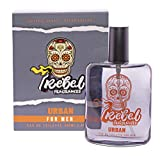 Rebel Fragrances Rebel Urban - Eau De Toilette Para Hombre 100Ml 0.2 100 ml